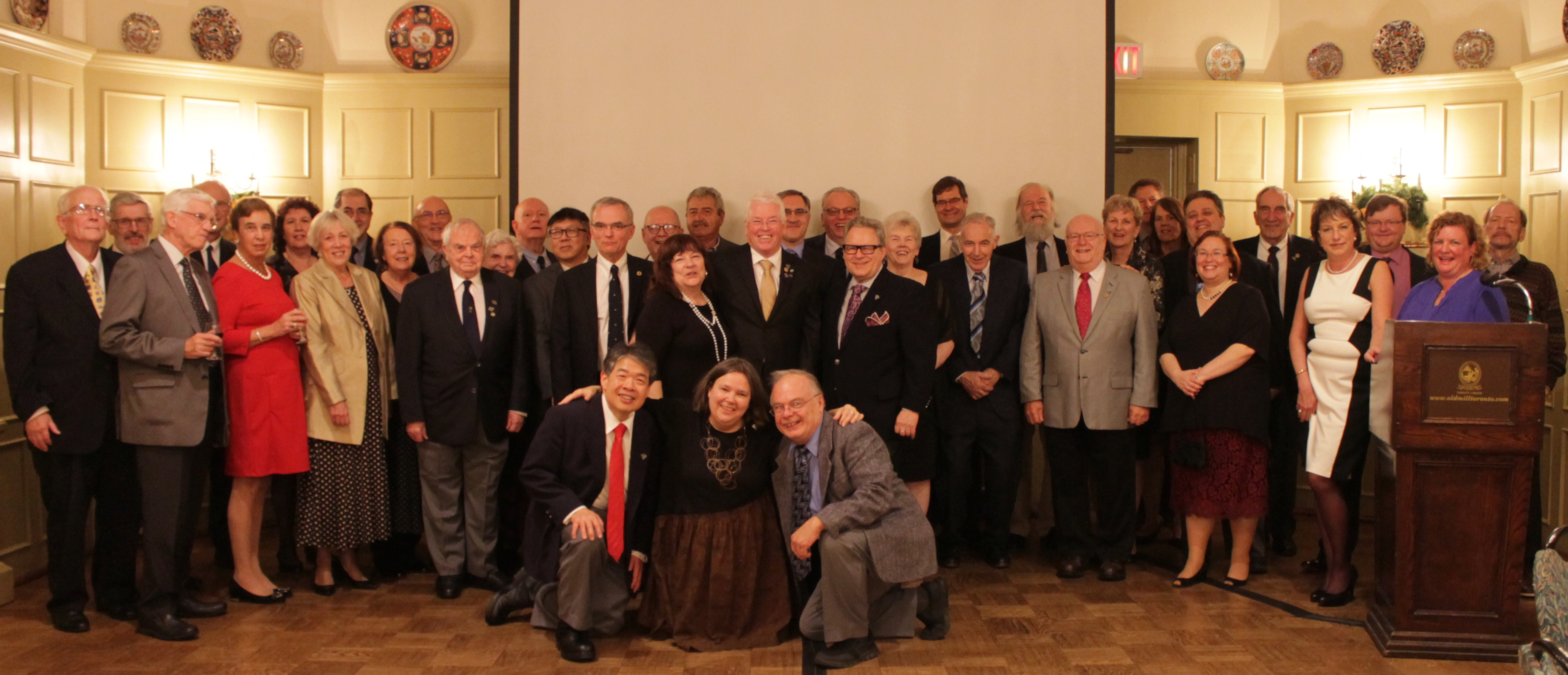Philatelic Specialists Society of Canada - Banquet Speakers